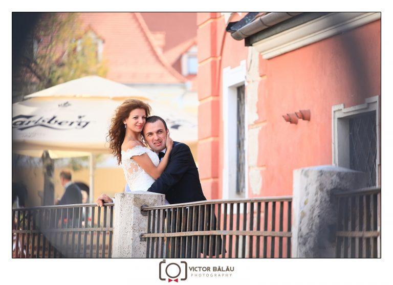 Sedinta foto nunta Nelly & Flavius